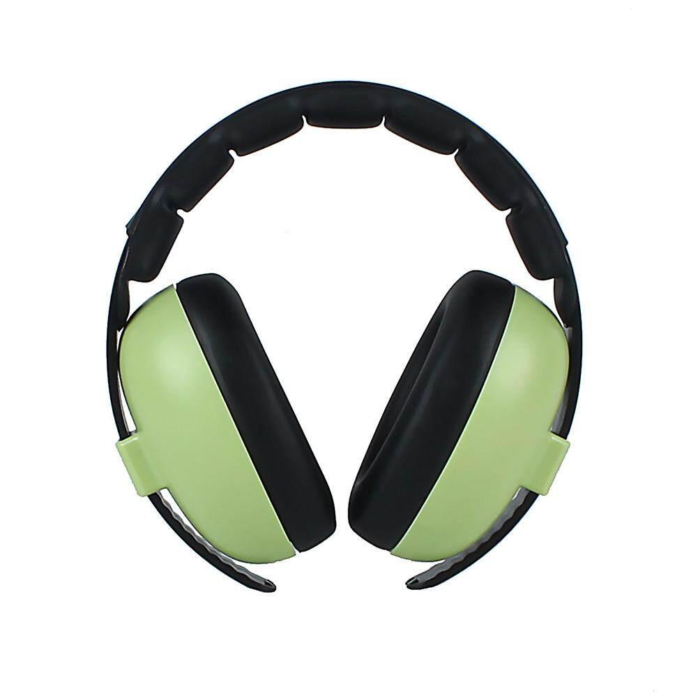 51427cc95fa Baby Kids Boys Girls Gift Travel Soft Earmuff Padded Noise Canceling Home  Wireless Headphone Adjustable Headband