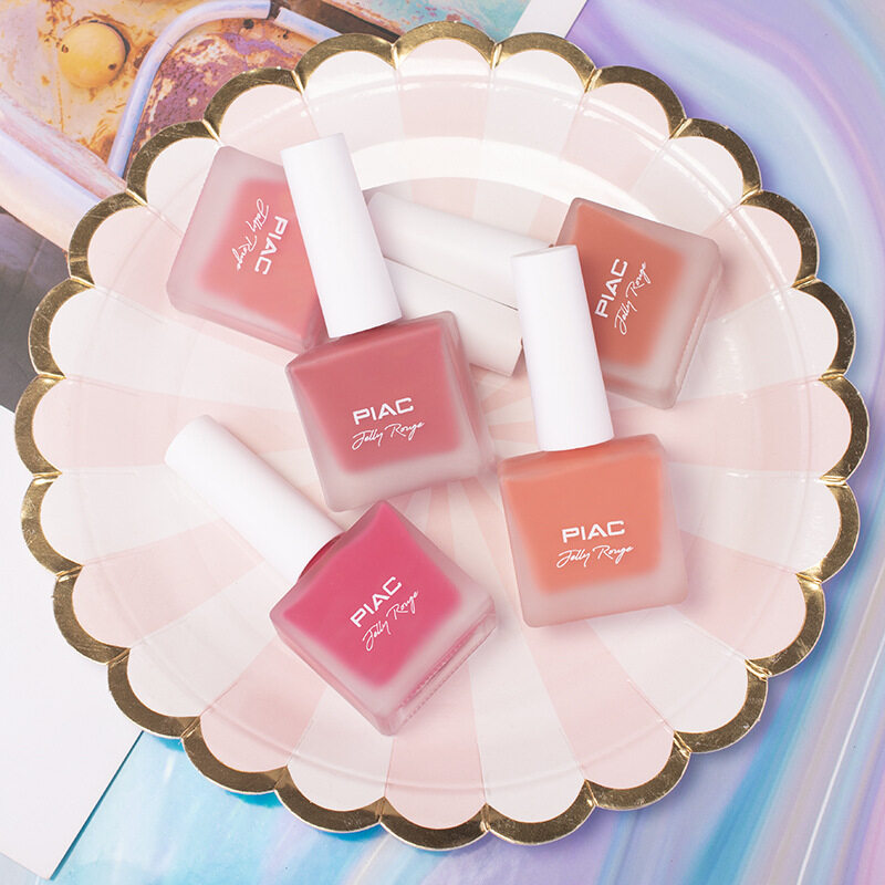 Women Beauty Lazy Ppl Use Natural Plant Juice Liquid Water Blush Nude Makeup Shiny Face 100% Original High Quality