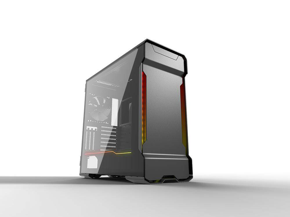 PHANTEKS ENTHOO EVOLV X GLASS SATIN GRAY CHASSIS Malaysia