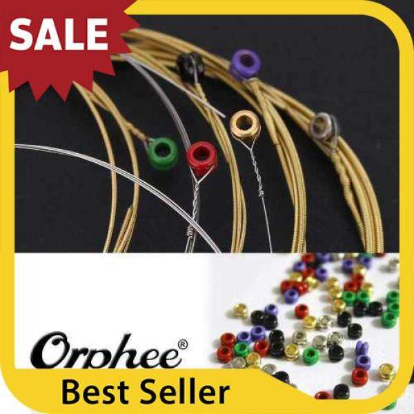 BEST SELLER Orphee TX620 6pcs Acoustic Folk Guitar String Set (.010-.047) Phosphor Bronze Extra Light Tension Malaysia