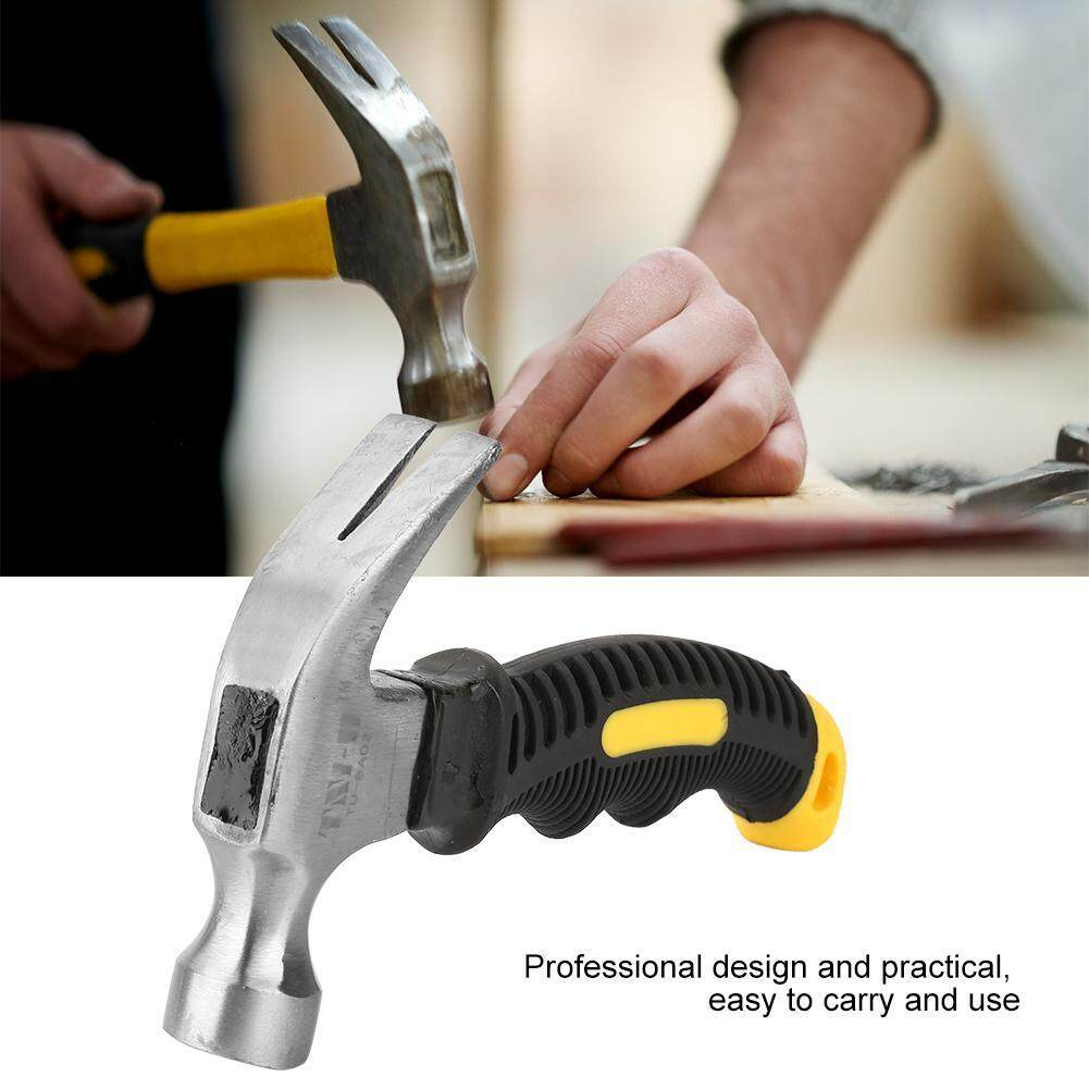 Professional Handheld Steel Curve Claw Hammer Maintaining Tool