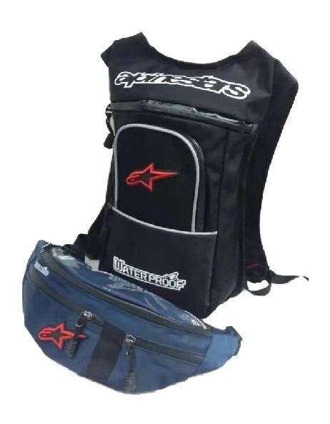 130f4cb94b21 ALPINESTARS WATERPROOF School Backpacks/Should Bag /Travel Bag & ALPINESTARS  Pouch Bag