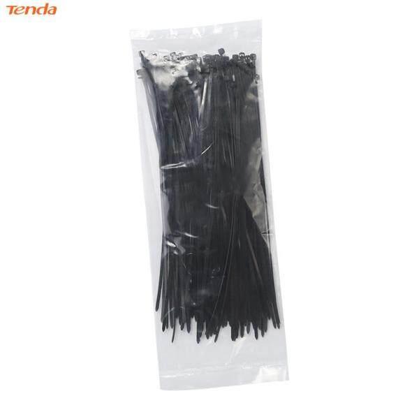 100pcs Assorted Self-Locking Nylon Cable Ties Plastic Wires Wrap Zip Ties