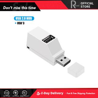 Bộ Mở Rộng Bộ Chuyển Đổi HUB USB 3.0 Không Dây Mini Splitter Hộp 3 Cổng, Bộ Chuyển Đổi Đầu Đọc Đĩa U Tốc Độ Cao Cho Máy Tính Xách Tay Macbook Điện Thoại Di Động thumbnail