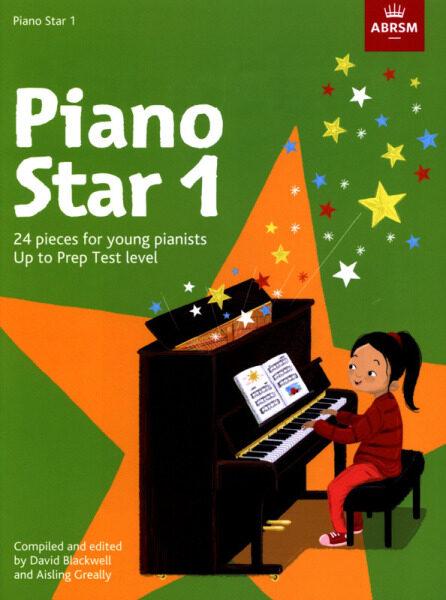 ABRSM Piano Star Book 1 Piano Music Book Malaysia