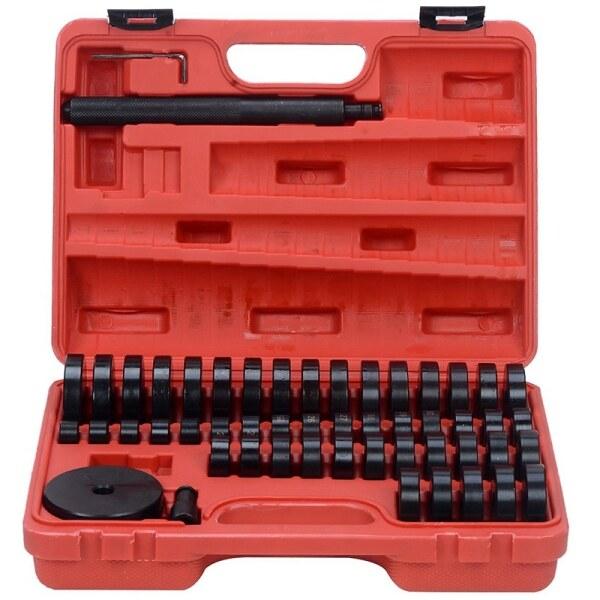 Bearing Seal Driver Pushing Plate Tool Set 18-65mm