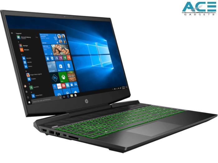 HP Pavilion Gaming 15-ec0058AX Notebook *Black* (Ryzen 5-3550H/8GB DDR4/512GB PCIe/GTX1050 3GB/15.6 FHD/Win10) Malaysia