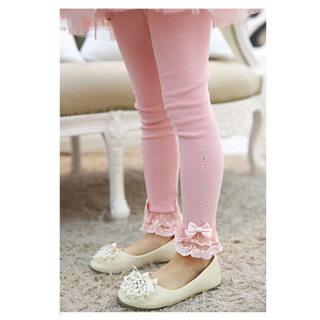 Váy Legging Thường Ngày Xuân Thu-Quần Trẻ Em Thoải Mái Dễ Thương Xà Cạp, Quần Catton Mềm Cho Bé Gái thumbnail