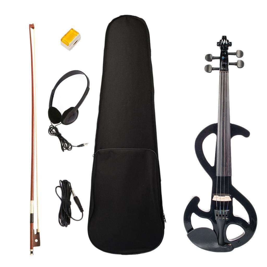 Baoblade 4/4 Kích Thước Gỗ Vân Sam Violin Fiddle & Ốp Lưng & Cung & Nhựa Thông Tai Nghe Bộ
