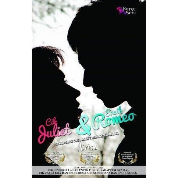 Cik Juliet & Encik Romeo, Novel Airisz Malaysia