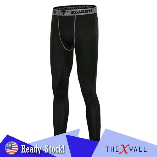 9e9485d914 [LOCAL] Men Compression Pants Base Layer Leggings Sports Tights Trousers  Running Cycling Gym Fitness