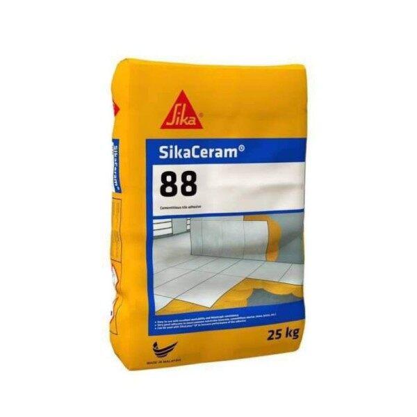 (1KG) Sika Ceram 88 Cementitious Tiles Adhesive / Simen Gum