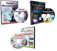 Microsoft Word Certification Course Set (malay) By Compu Studies.