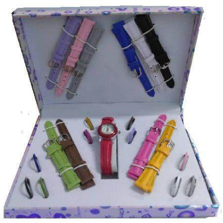 Interchangeable Designer Ladies Watch By Sweet Home Planet.