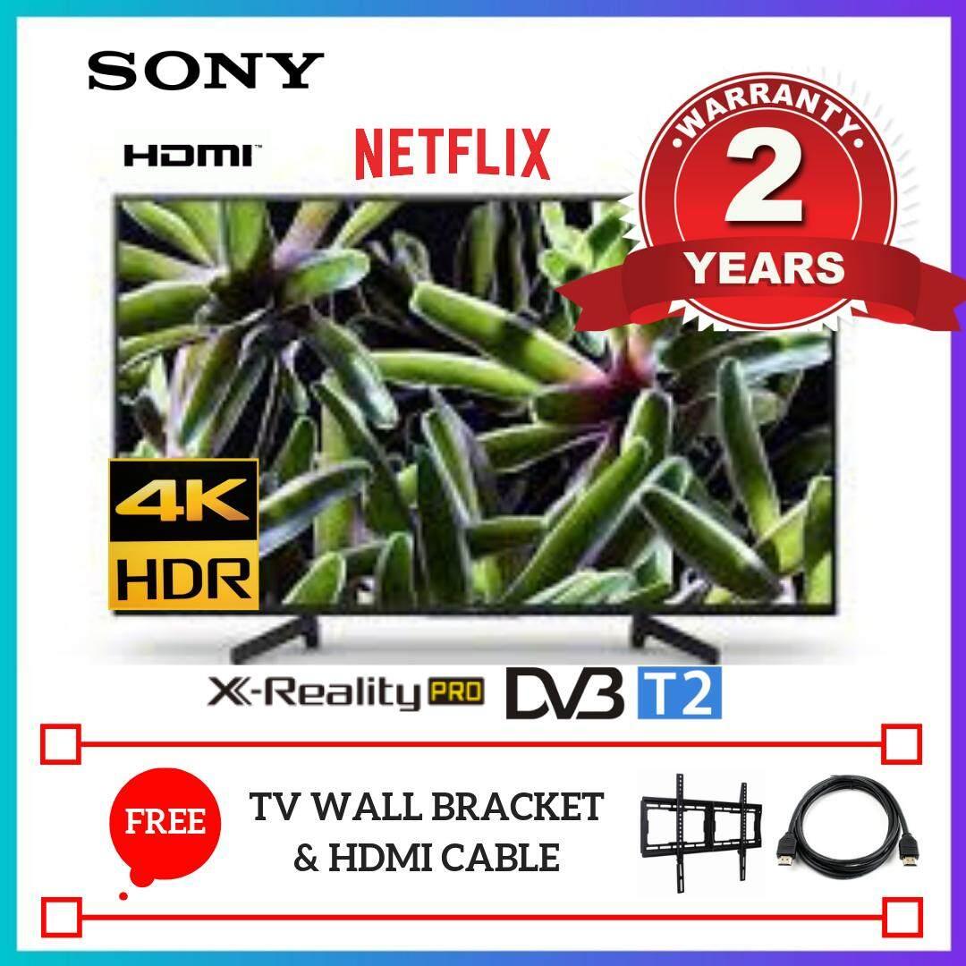 Sony 43'' UTRA HD 4K Smart LED TV KD43X7000G NEW 2019- 2 Years Sony Malaysia On-site Warranty