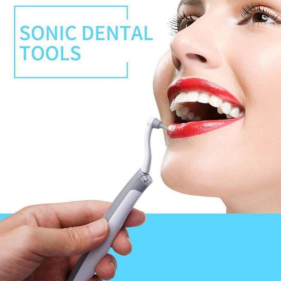 B-Life Electric Teeth Cleaner Electric Dental Calculus Remover Teeth Cleaning Tool By Beautiful-Life.