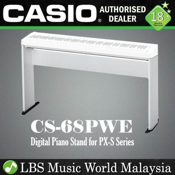 Casio CS-68PWE Privia Stand White For PX-S Series Digital Piano Keyboard (CS68P CS68 PWE) Malaysia