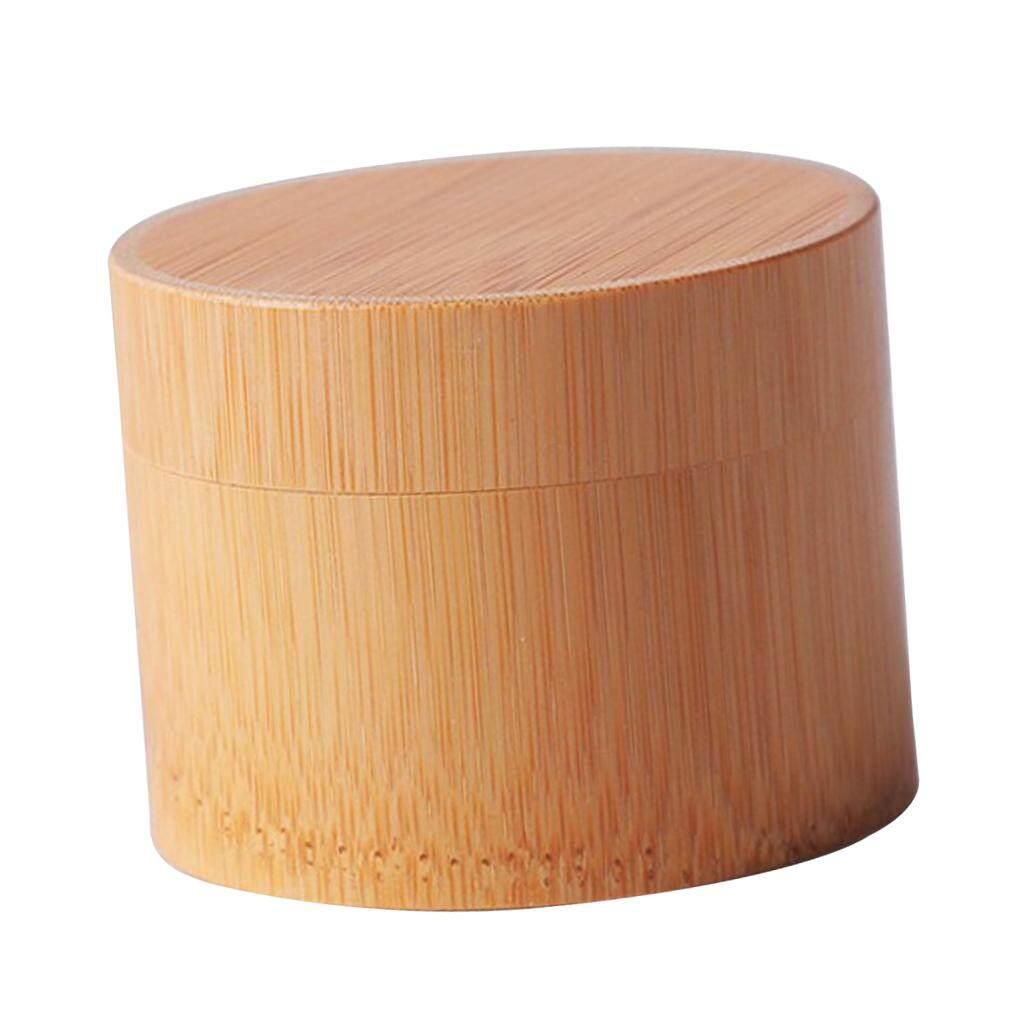 F Fityle Bamboo Remote Control Holder Home Storage Organizer