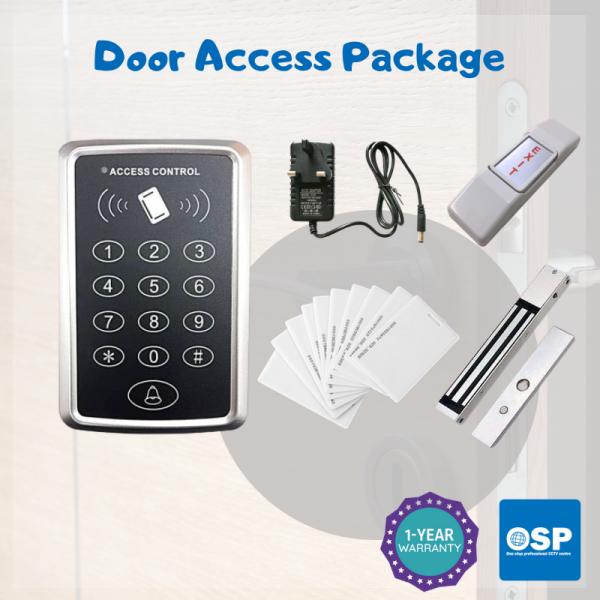 Security Door Access System Access Door Lock System RFID Package DA1000
