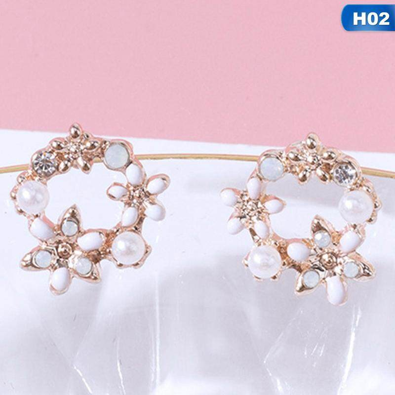 e9b922ed3355a No Brand,silver Women Stud Earrings price in Malaysia - Best No ...
