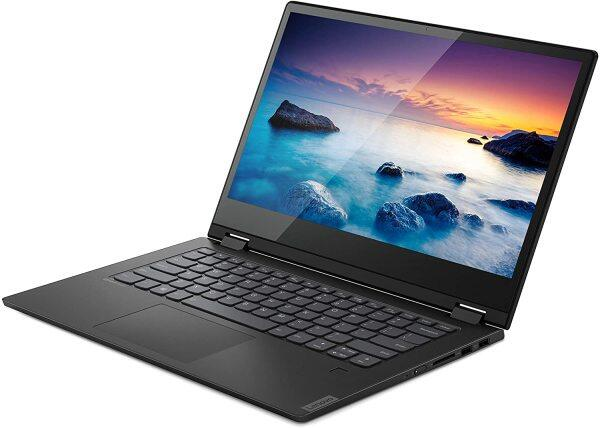 Lenovo Flex 14 2-in-1 Convertible Laptop, 14 Inch FHD Touchscreen Display, AMD Ryzen 5 3500U Processor, 12GB DDR4 RAM, 256GB NVMe SSD, Windows 10, 81SS000DUS, Black, Pen Included Malaysia
