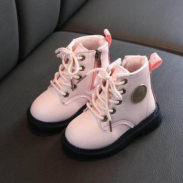 Giá bán Giày Thể Thao JEO Cho Trẻ Em, Giày Cổ Cao Bốt Thường Ngày Cho Bé Trai Và Bé Gái Trẻ Nhỏ