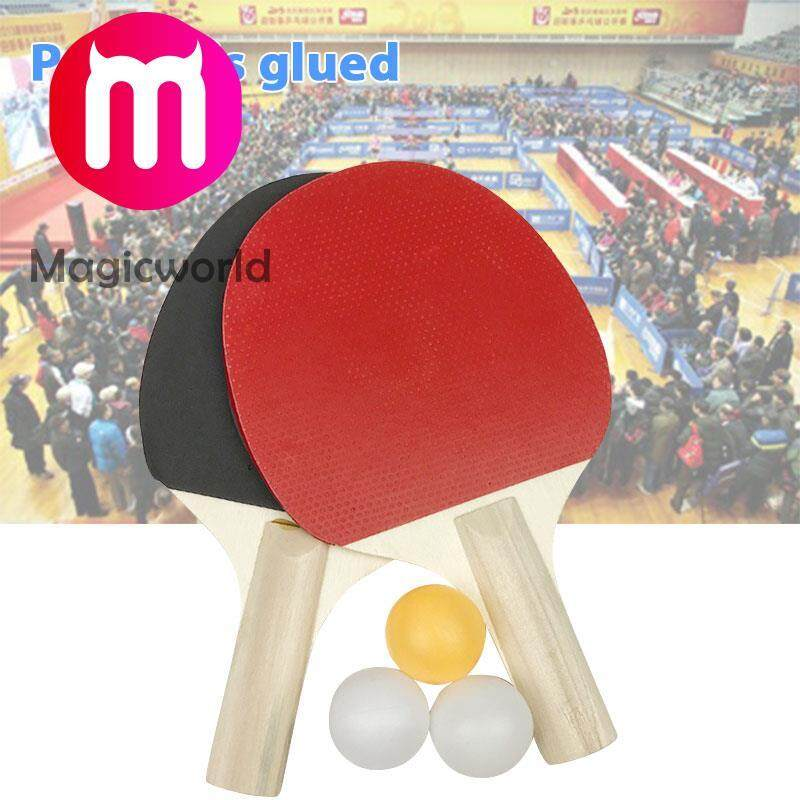Beautiful Reiz 1 Star Table Tennis Racket Ping Pong Paddle Short Or Long Handle Training Table Tennis Racket With Case Sports & Entertainment Table Tennis