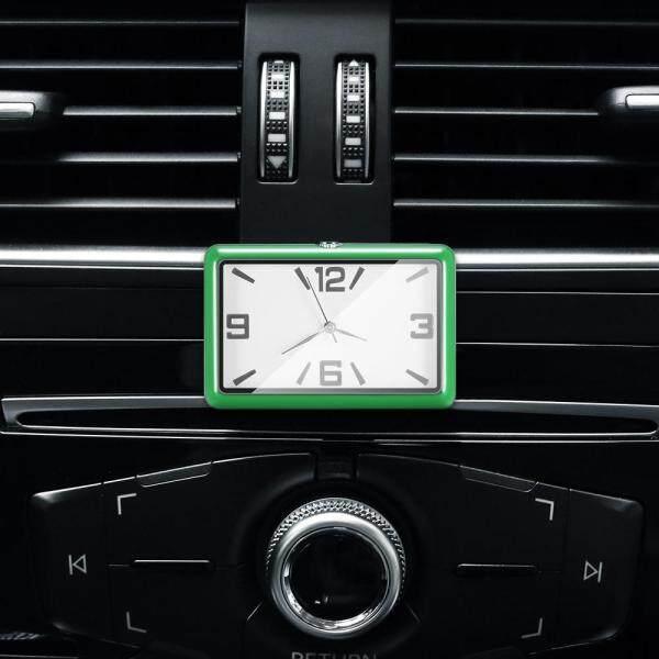 Đồng hồ thạch anh thời trang dùng trang trí xe hơi, kích thước 1.89*1.26*0.31 inch, siêu tiện lợi - INTL