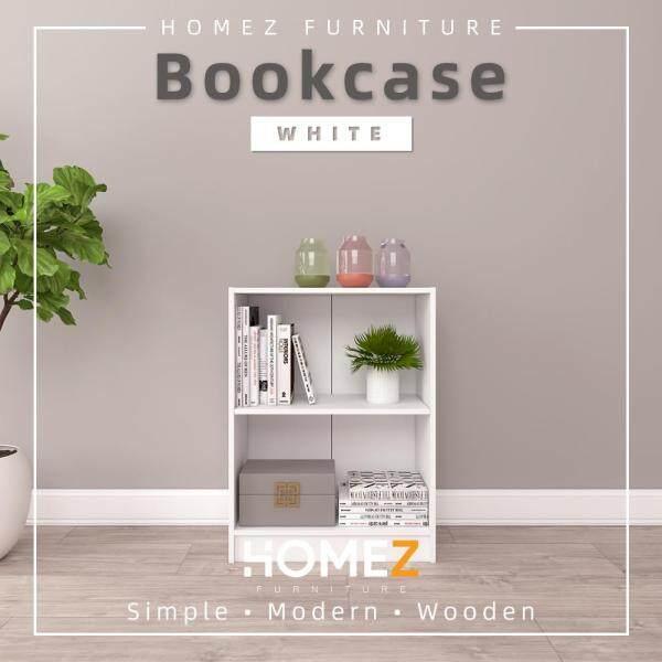 Homez Premium Wooden Book Cabinet HMZ-FN-BS-9001 Bookcase BookShelf