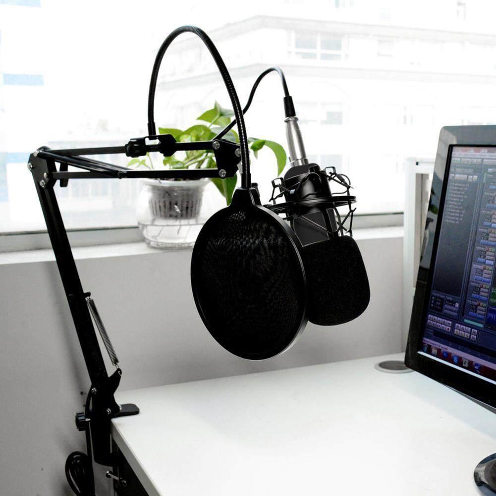 [Vktech] BM-8Studio Live Streaming Broadcasting Recording Condenser Microphone