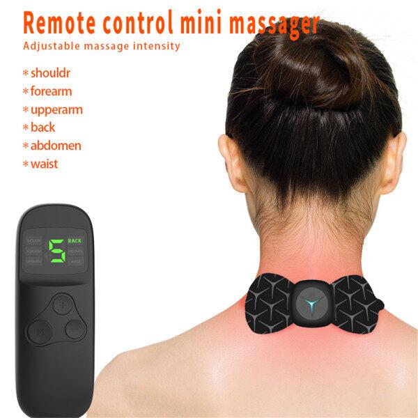 6 Tens Thư Giãn Cơ EMS Sức Mạnh Chế Độ Pad Mini Massage Điện