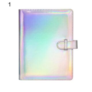 Album Ảnh Zesc007, Album Ảnh Lưu Niệm Dung Tích Lớn 128 Túi Nhiều Màu Dành Cho FujiFilm-Instax Mini11 9 8 7 + thumbnail