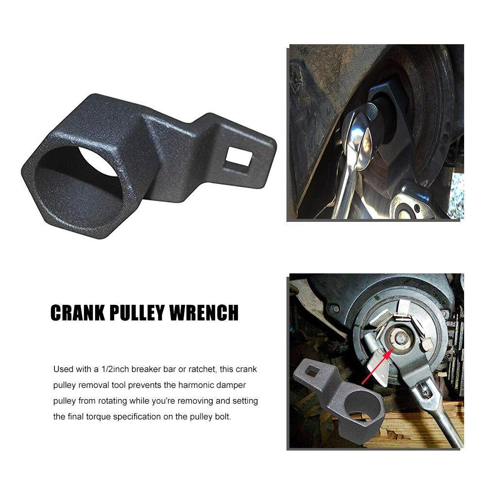 Crank Pulley Removal Tool 50mm Compatible with Honda//Acura