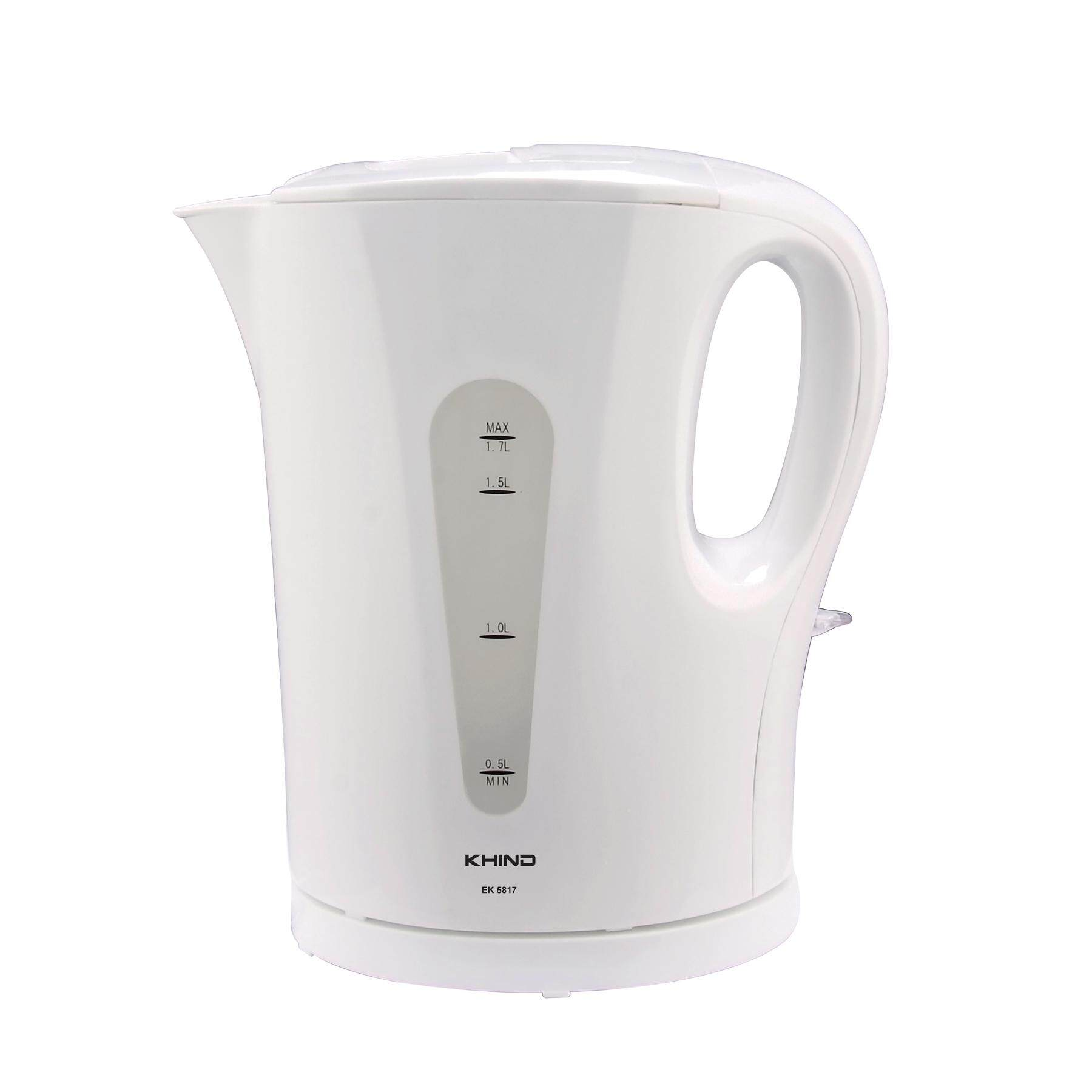Khind Electric Jug Kettle Ek5817 (1.7l) By Lazada Retail Tech-Mall.