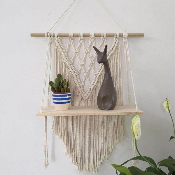 Wall Hanging Tapestry Wall Decor Chic Bohemian Woven Home Decoration
