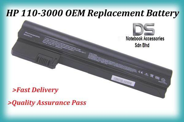 Replacement Laptop Battery for Hp Compaq Mini 110-3004tu /Mini 110-3000 Malaysia
