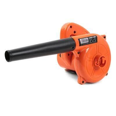 1000W Powerful Fan Dust Collector Electric Air Blower (ORANGE)