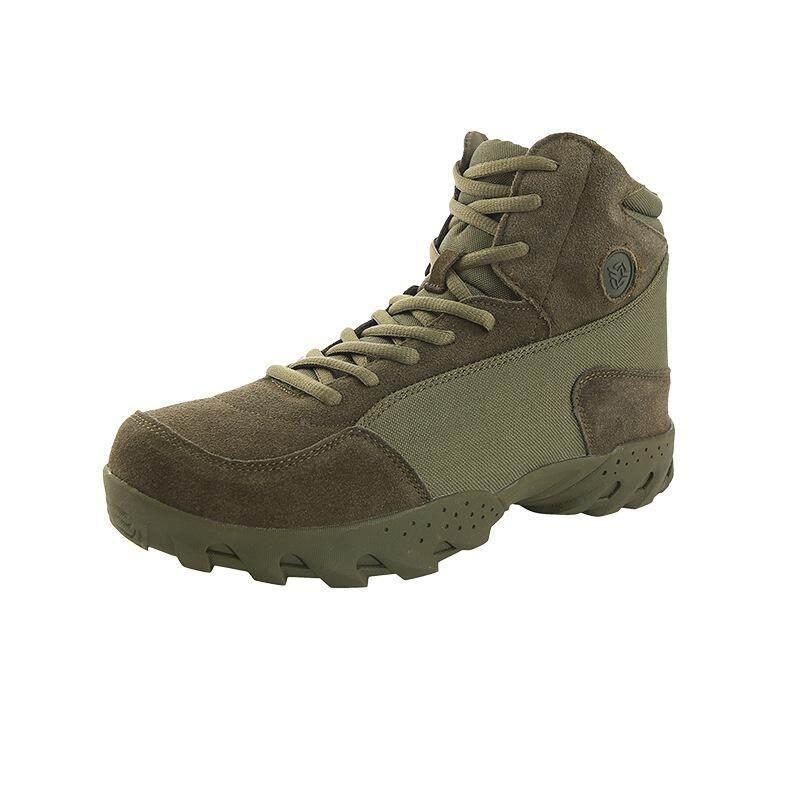 Anti - Season โปรโมชั่น, Forces Desert รองเท้ายุทธวิธี, หนัง Desert รองเท้าปีนเขา, กลางแจ้งรองเท้าบูตลุยป่า By Waterlily.