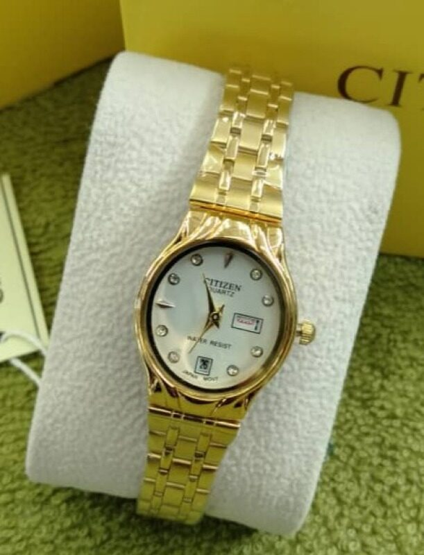 CITIZEN ANALOG STAINLESS STEEL WATCH FOR MEN % WOMENS Malaysia