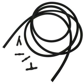 200Cm Đầu Nối Ống Phun Nước Rửa Kính Chắn Gió Kính Chắn Gió T Y I Ngoại Thất Ô Tô Đầu Chia Ống Cao Su & Nhựa Mới thumbnail