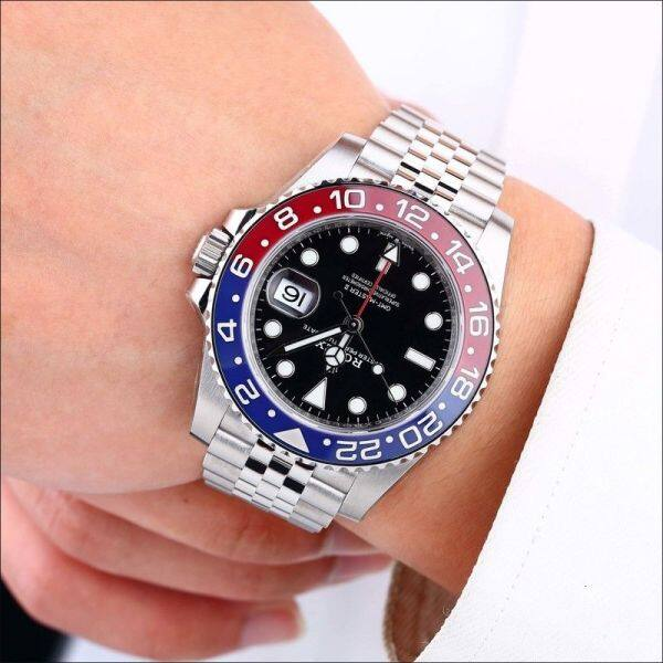 Hot Sale Original Authentic Rolexs Men Watch Alloy Strap Switzerland Waterproof Fashion 2020 New Malaysia
