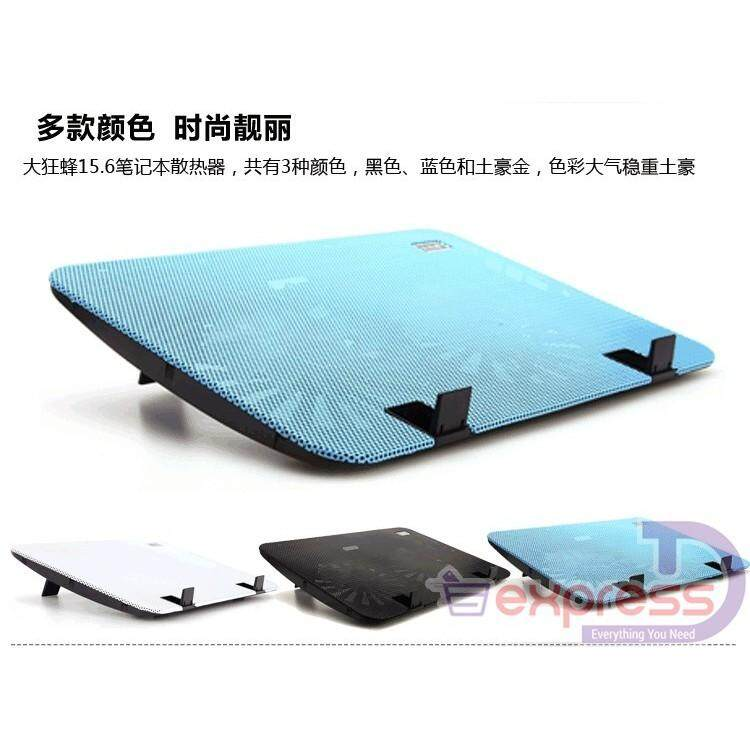 Fan Laptop Cooling Pad For Laptop/Notebook (11 To 15) Malaysia