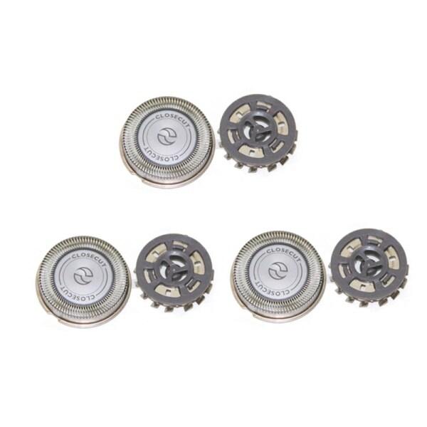 Bảng giá 3Pcs Replacement Shaver Blade Heads HQ4 for Philips HQ912 HQ914 PQ216 PQ182 PQ190 YQ6008 Điện máy Pico