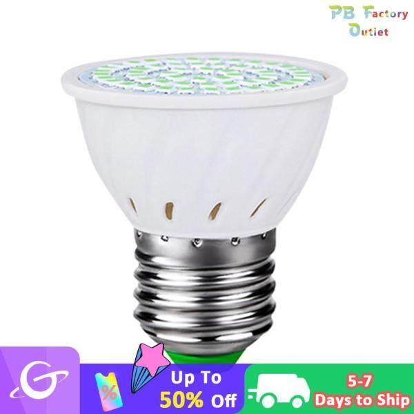 Đèn Tiệt Trùng LED E27 GU10 72 UV, Bóng Đèn Diệt Khuẩn Gia Đình AC 110V 220V