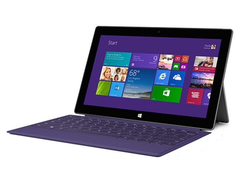 Microsoft Surface Pro 2  i5/ 4GB/ 128GB SSD Touch Win 10 Pro with Keyboard 3 Months Warranty Malaysia