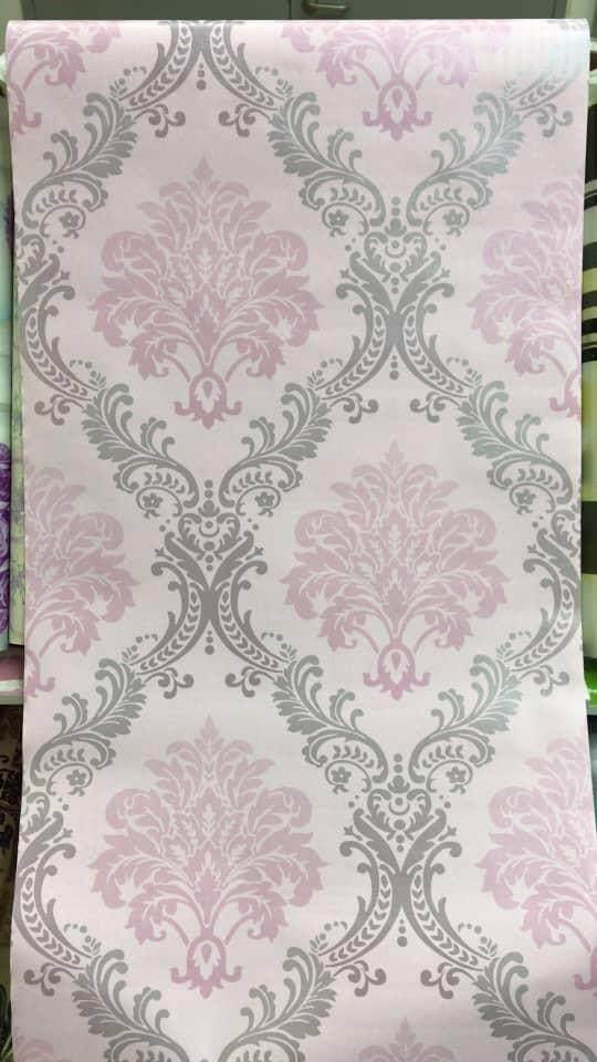 Pattern Series DIY Self Adhersive Decorative Wallpaper With Premium Glue