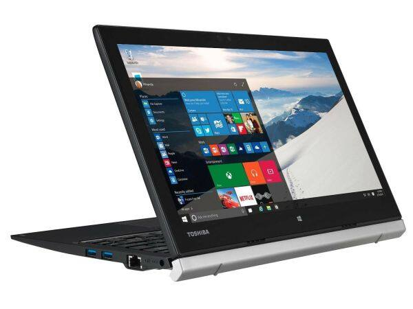 Toshiba Portege M7 8GB RAM 256GB SSD FHD Touch Display Dual Battery Dual Camera Detachable with Stylus Pen Win 10 Pro Malaysia