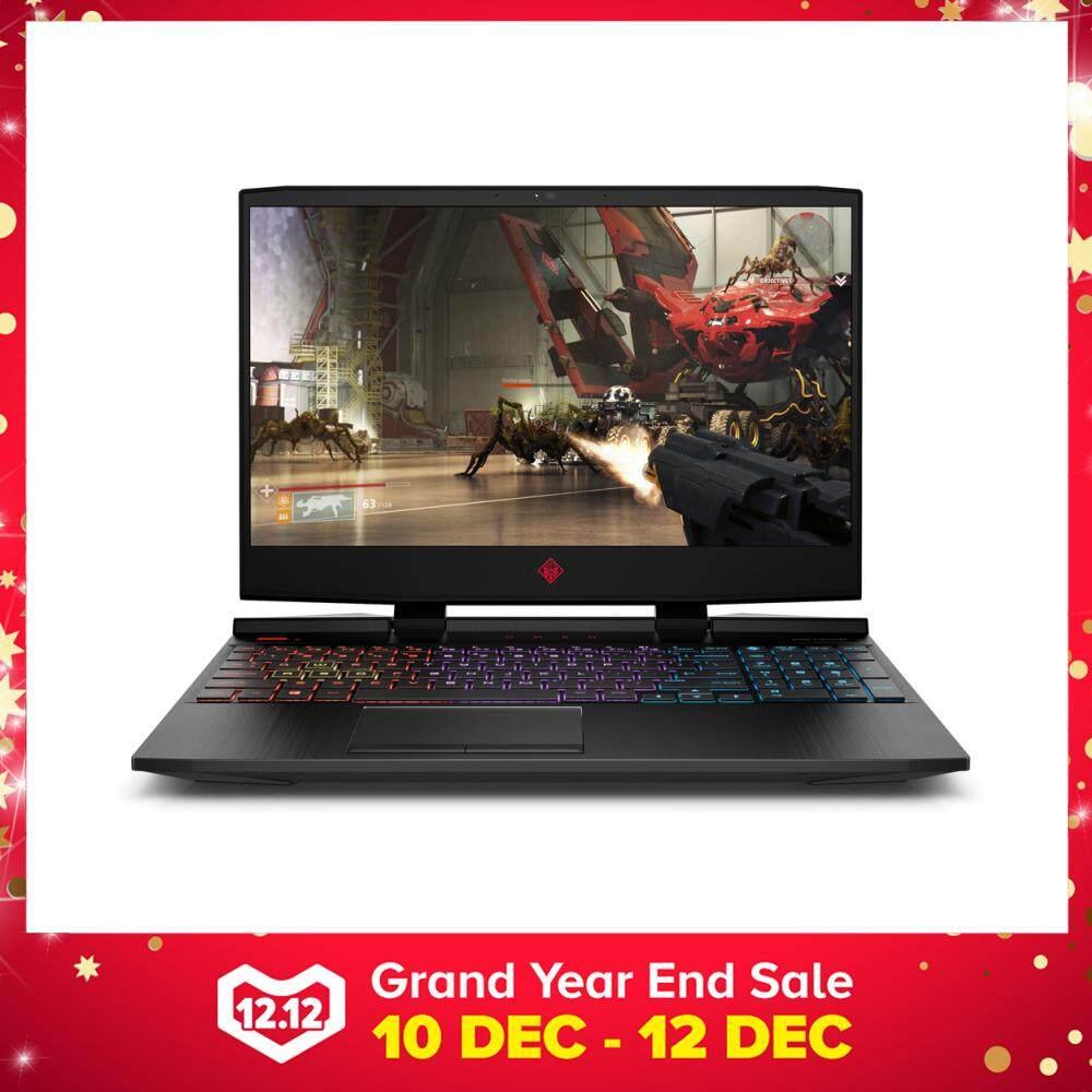 HP OMEN 15-dc0126TX 15.6 FHD Gaming Laptop Shadow Black (i7-8750H, 8GB, 1TB+256GB, GTX 1060 6GB, W10H) Malaysia