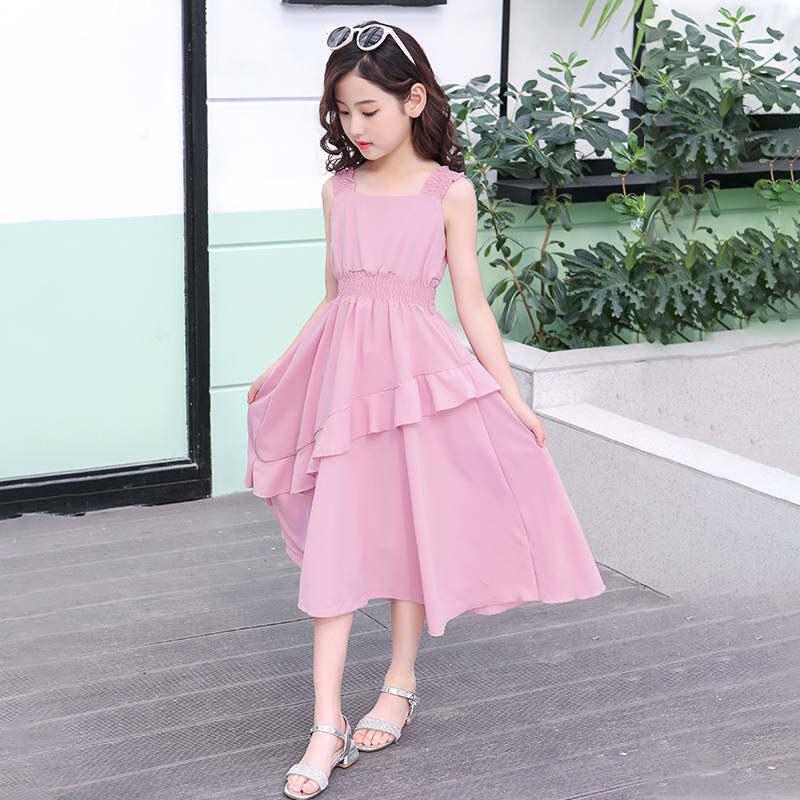 Giá bán Forher FORHIM Bé Gái Quần Áo Váy Mùa Hè Yếm Đầm Bé Gái Mùa Hè Thời Trang Đầm Công Chúa Váy Đầm Miễn Phí Vận Chuyển KE200038