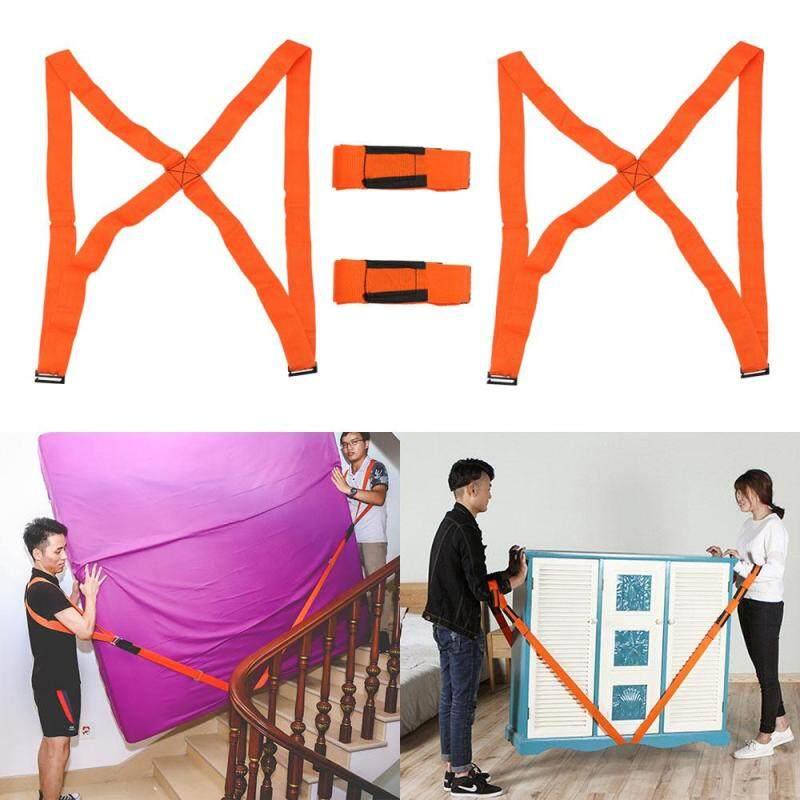 Easier Mover 4pcs/set Furniture Transport Belt Carrying Rope For Home Move House Cleaning Shoulder Straps Moving Strap